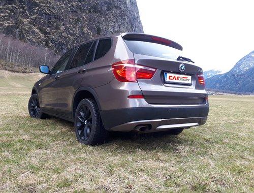 BMW X3 2.0D 184PS, Panoramadach, AHK, viele Extras!!!!